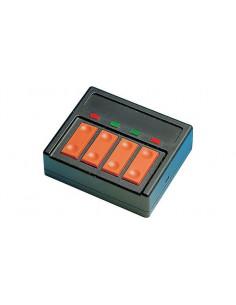 ROCO 10019 Rele 4 circuitos