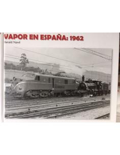 VAPOR EN ESPAÑA 1961 -HARALD NAVE