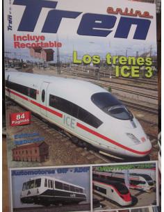 Revista TREN online  Nº36 Las 1900